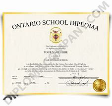 When Buying A Fake High School Diploma, Elements