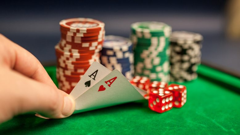 Casino Poker Betting Tips