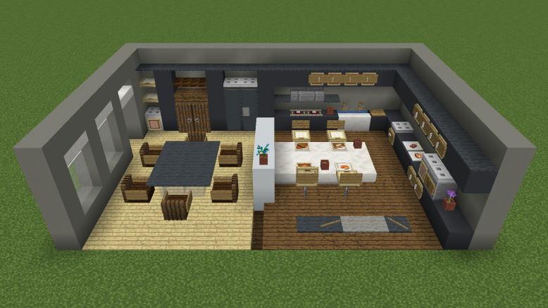 Minecraft Bed Room Concepts: What An Error