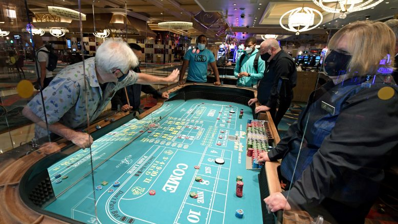 Six Most Wonderful Gambling Altering How We See The World