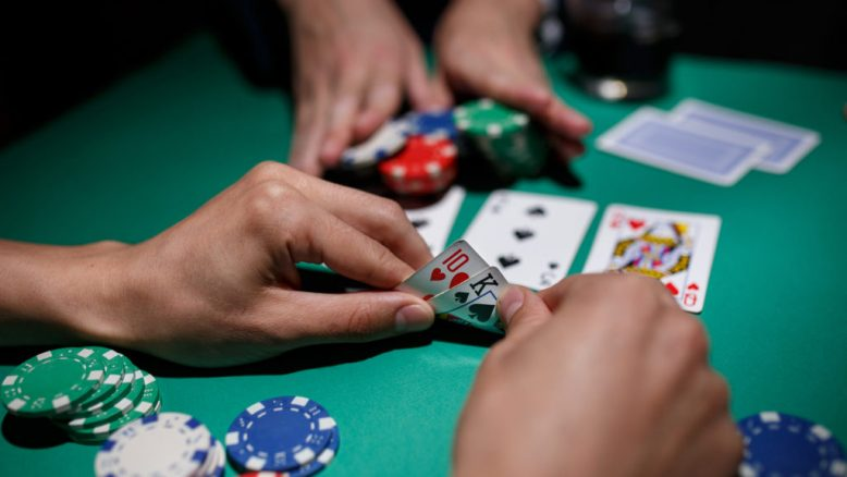 Gambling Revealed In Easy Actions