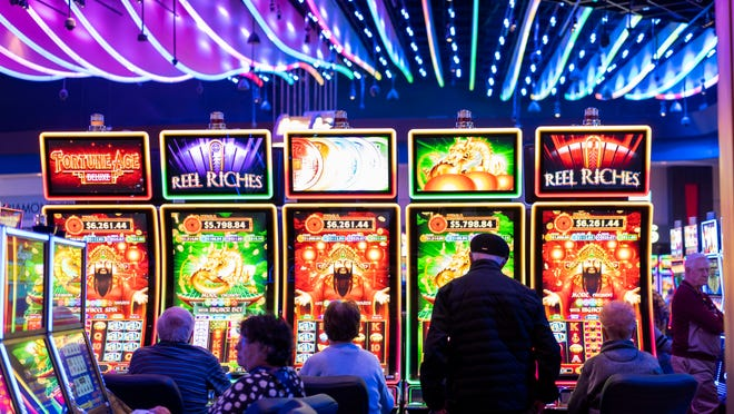 Gambling Online - The Conspriracy